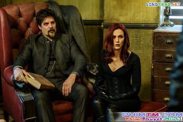Xem Phim Khắc Tinh Của Ma Cà Rồng 1 - Van Helsing Season 1 - phimtm.com - Ảnh 1