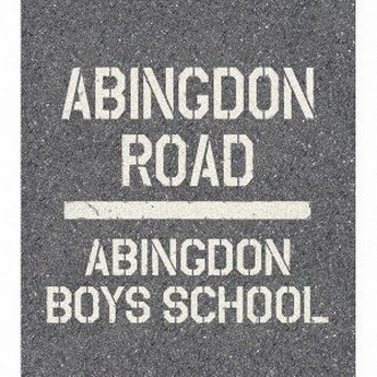[MUSIC VIDEO] abingdon boys school – ABINGDON ROAD (2010/1/27)