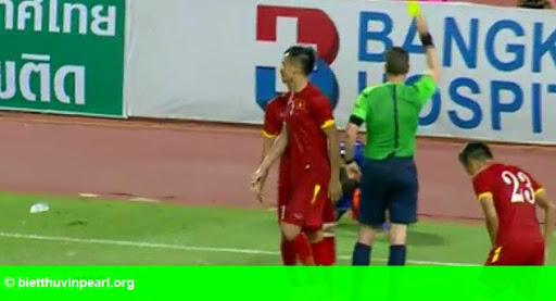 Hình 1: Thái Lan 1-0 Việt Nam: Siêu dự bị giải cứu Kiatisak