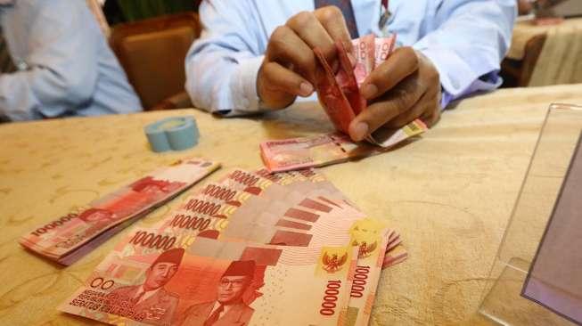 Sampai Oktober, Nilai Utang Indonesia Jadi Rp 5.877,17 Triliun