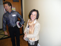 April 2013 with Marcia Wieder!