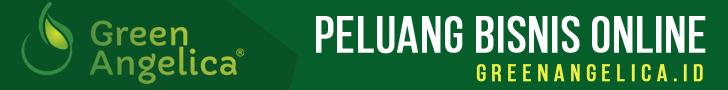 peluang bisnis online green angelica