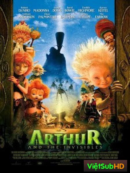 Arthur Và Những Người Bạn Vô Hình