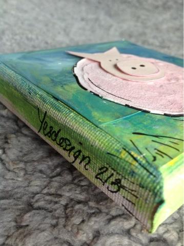 Ingen rädder för vargen -  Nasse - © Yes Design 2013