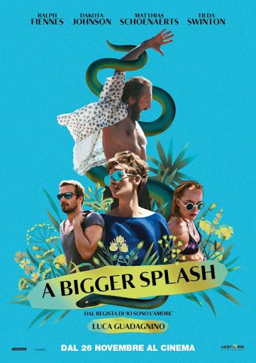 A Bigger Splash -  Chuyến Thăm Bất Ngờ