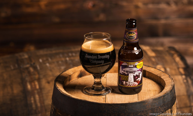 Founders Releases Mothership Series Panther Club