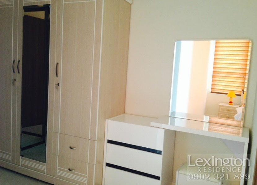 Lexington Quận 2 - tủ quần áo tại phòng ngủ
