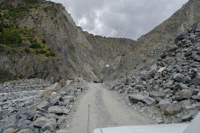 Not so good road to Naltar Valley