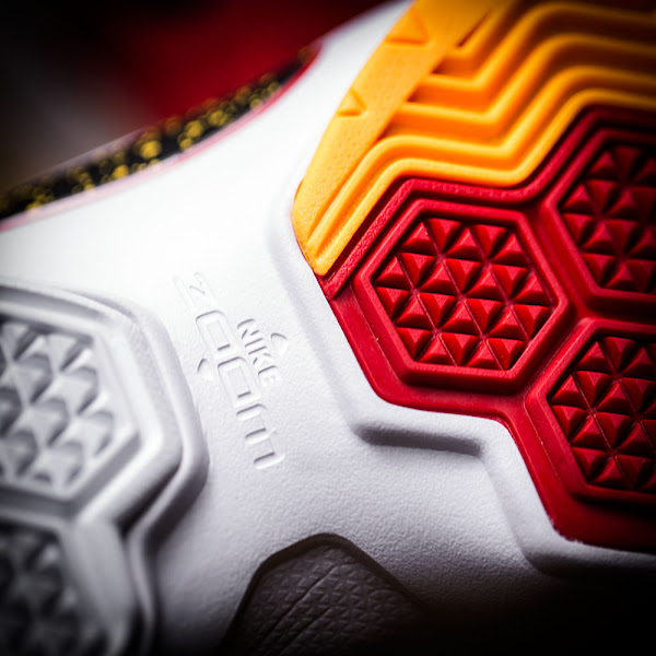 This New LeBron Soldier 9 Sports True Cleveland Cavaliers Look