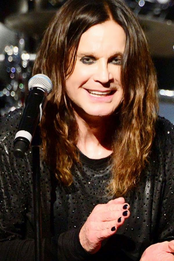 Ozzy Osbourne:  Rock and roll legend Ozzy Osbourse's most prized possession includes a cross made from the rubble of World Trade Center!