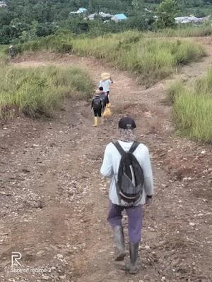 Tambang Emas Ilegal Gunung Botak Kuat, Diduga ada Backing Oknum Aparat