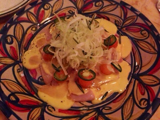 Bar Isabel tuna