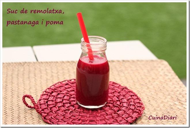 7-Sucs verds cuinadiari-remolatxappal