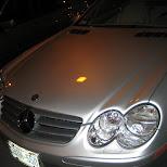 mercedes SL500 in Mississauga, Ontario, Canada