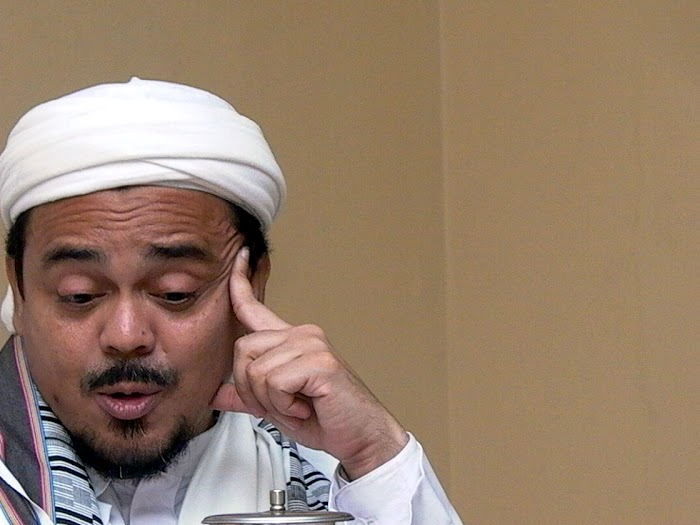 Rizieq Shihab dan Kerancuannnya soal Pancasila