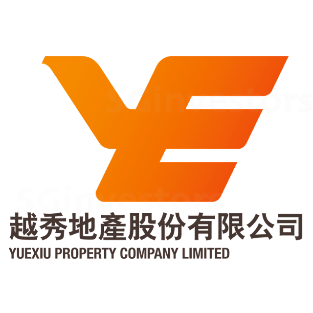 YUEXIU PROPERTY CO LIMITED (G10.SI) @ SG investors.io