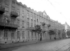 Львов. Улица Степана Бандеры