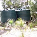 Water tanks beside track (29942)