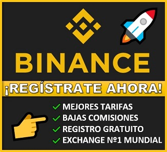 Registro Gratis Binance