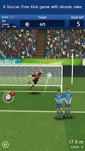 Finger soccer : Football kick 6