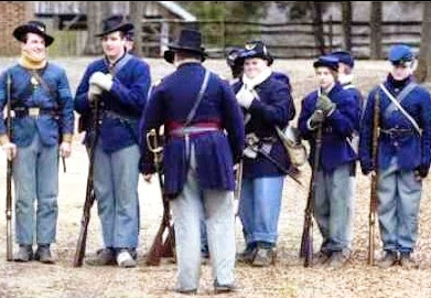 The Battle of Townsend's Plantation and Civil War Festival