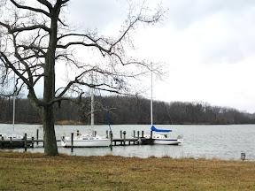 Sailboats @ West River