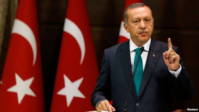 Turkish President Calls On OIC Leaders To Unite And Face Israel