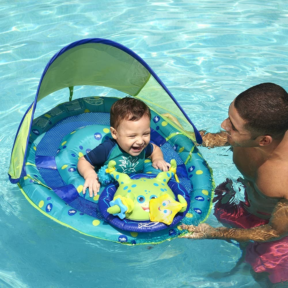 water play baby float