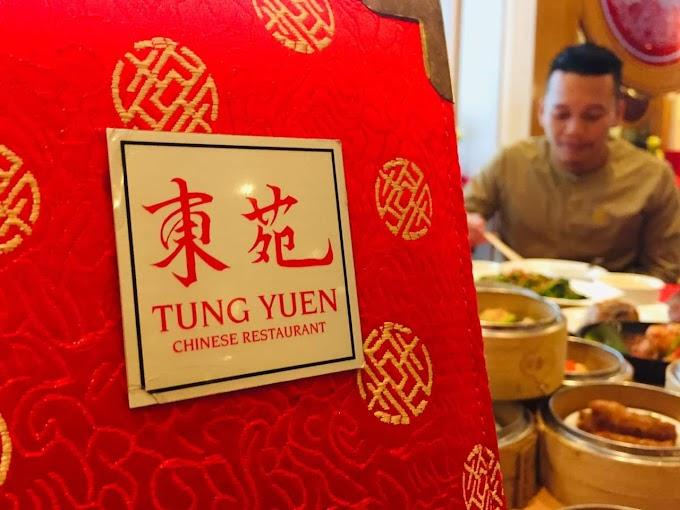 Halal Dim Sum di Tung Yuen Restaurant@ Grand Blue Wave Hotel Shah Alam