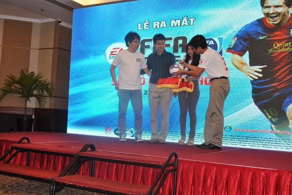 FIFA Online 3 đã có giấy phép phát hành tại Việt Nam 2