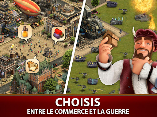 Code Triche Forge of Empires apk mod screenshots 4
