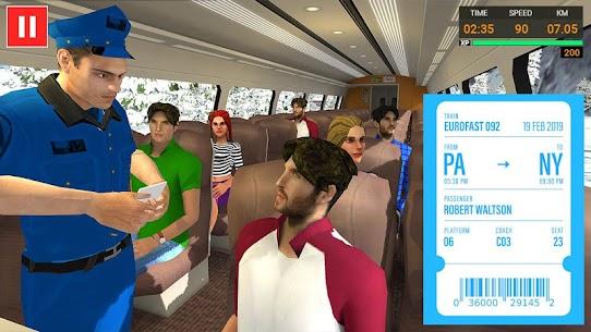 Euro Train Simulator Free – New Train Games 2020 1.6 Latest MOD Updated 1