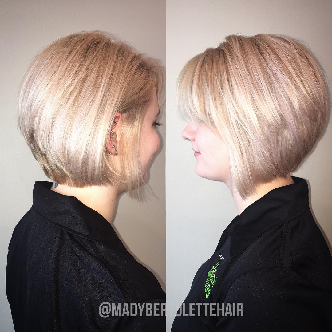 +9 Short Haircuts And Hairstyles For Short Hair 4