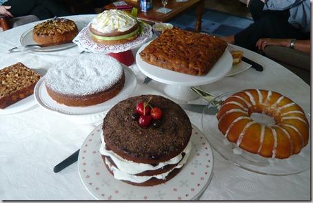 Spanish almond cake6