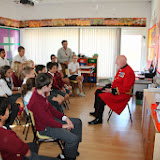 Mr Brian Cumming MBE - Chelsea Pensioner