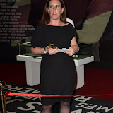 OIC - ENTSIMAGES.COM - Rebecca Kane Burton - GM of The O2  at the  I Am The Greatest - Muhammad Ali exhibition at The O2 London 3rd  March 2016 Photo Mobis Photos/OIC 0203 174 1069