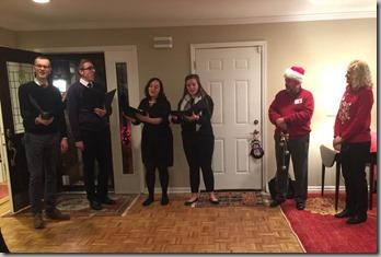 Condo party Dec. 2018 2