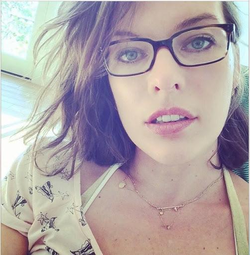 Milla Jovovich Dp Profile Pics