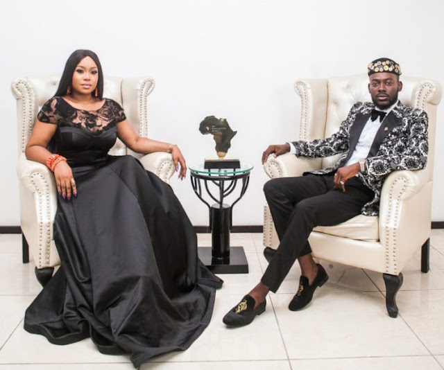 Adekunle Gold & Mimi Onalaja Unveiled As Hosts Of The Future Awards Africa 2017
