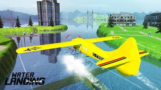 Sea Pilot Flight Simulator 3d: Flying Plane Stunts - náhled
