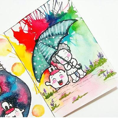 zine indonesia artzine by ewafebri