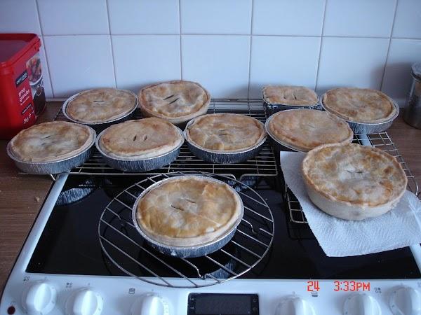 Peter's Homemade Welsh Pie Recipe