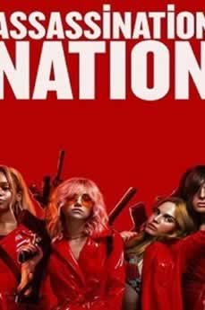 Capa Assassination Nation Dublado 2019 Torrent