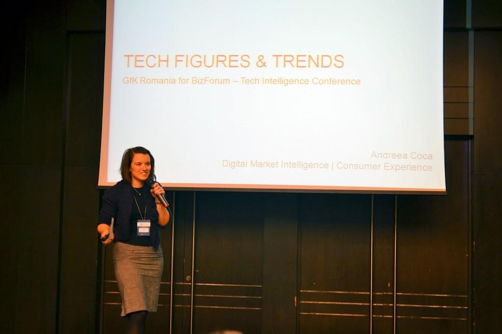 Tech Intelligence Conference, Hotel Howard Johnson 190