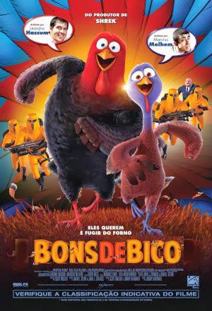 Filme Poster Bons de Bico R5 XviD & RMVB Dublado