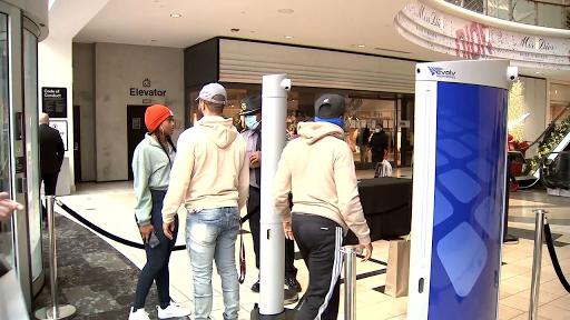 Lenox Square adds weapon detectors at main entrance