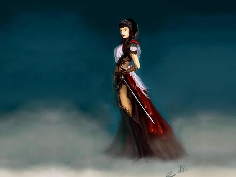 Heavenly Angel Of Fair, Magic Beauties 5