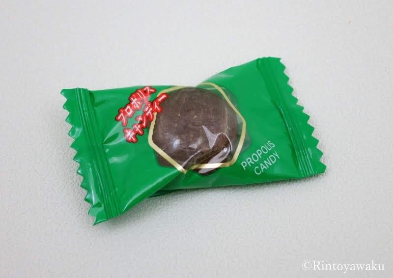 『プロポリスキャンディー』の個包
