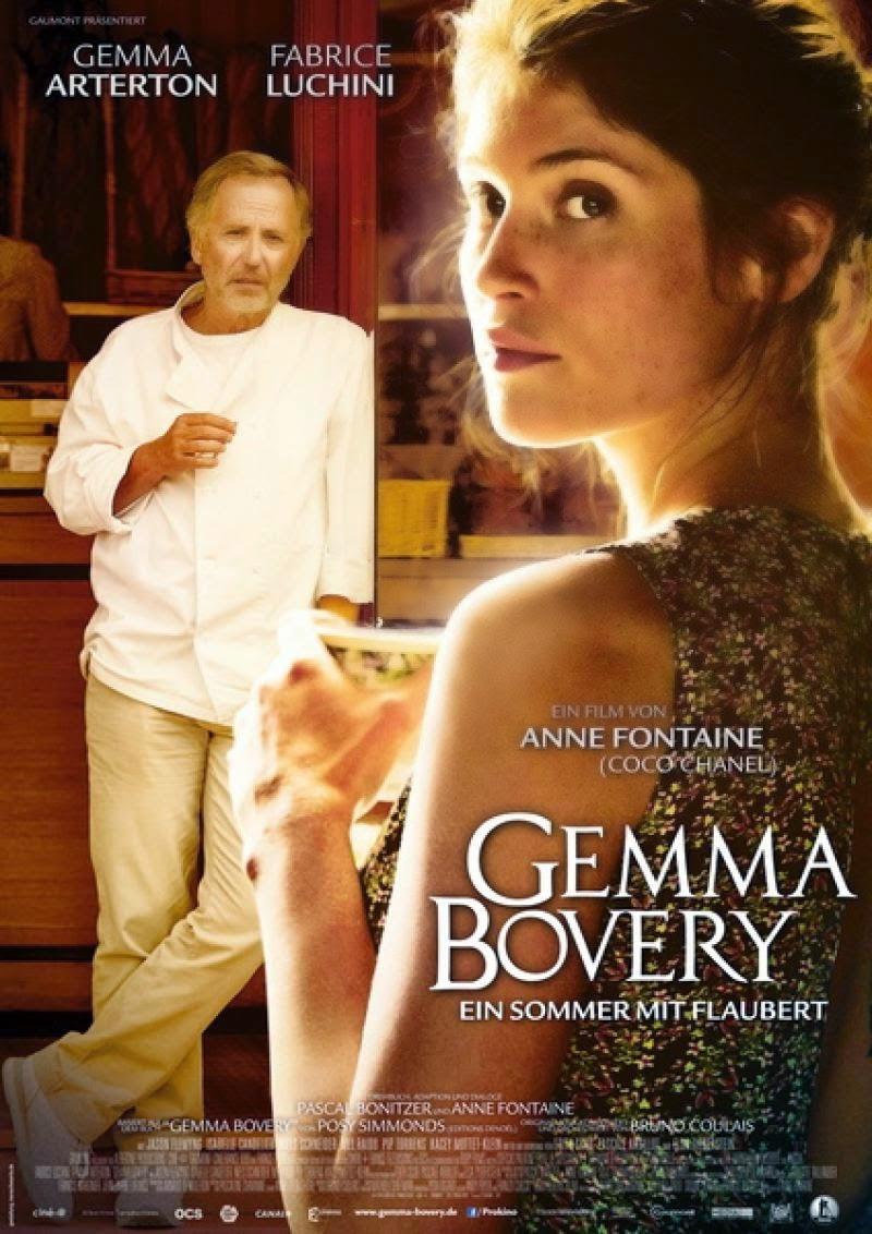 Η Άλλη Μποβαρί (Gemma Bovery) Poster