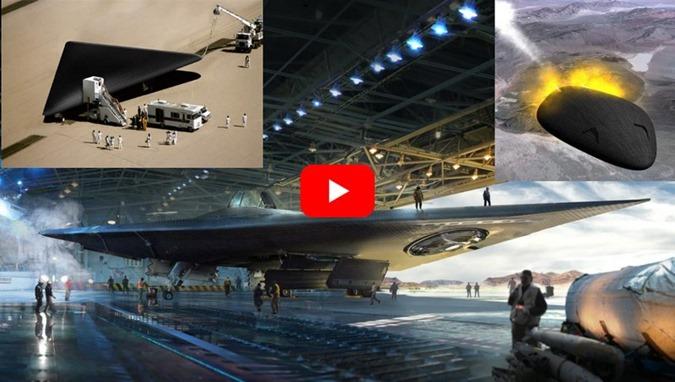 O governo dos EUA Esconde uma frota anti-gravidade com tecnologia extraterrestre